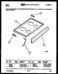Diagram for 06 - Cooktop Parts