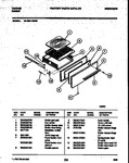Diagram for 05 - Broiler Drawer Parts