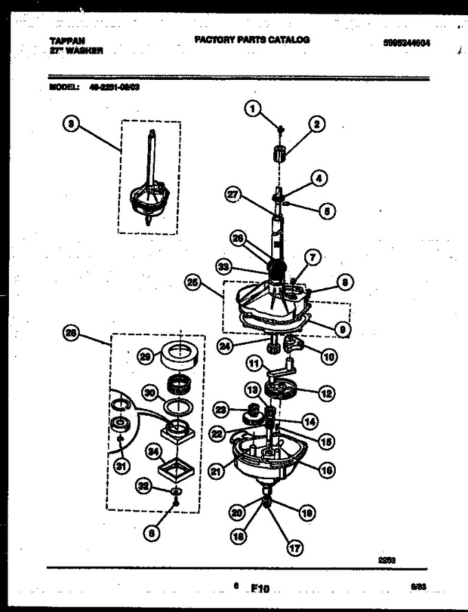 Diagram for 46-2251-00-03