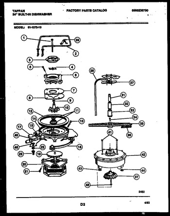 Diagram for 61-1073-10-00