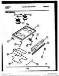 Diagram for 04 - Cooktop And Broiler Parts