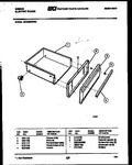 Diagram for 05 - Drawer Parts