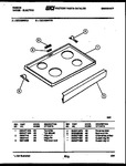 Diagram for 04 - Cooktop Parts