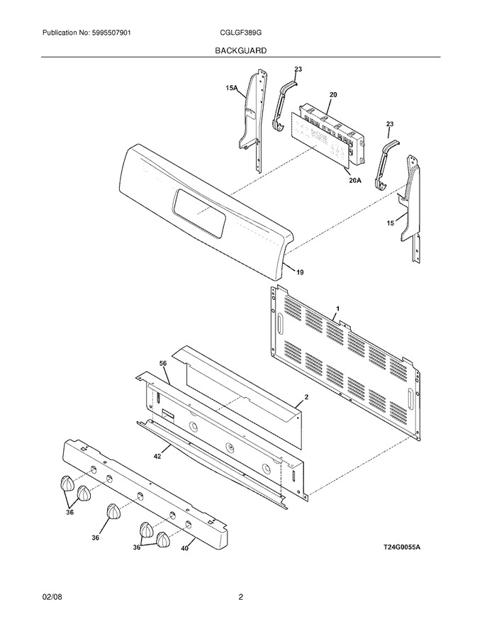 Diagram for CGLGF389GSA