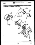 Diagram for 05 - Motor And Blower Parts