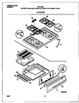 Diagram for 06 - Top/drawer