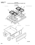 Diagram for 09 - Top/drawer
