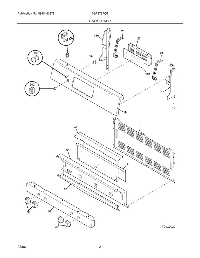 Diagram for FGF375FCB
