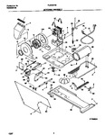 Diagram for 03 - Motor/blower/belt