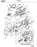 Diagram for 06 - Ice Maker Components And Installati