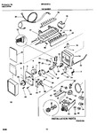 Diagram for 09 - Ice Maker And Installation Parts