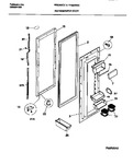 Diagram for 03 - Refrigerator Door