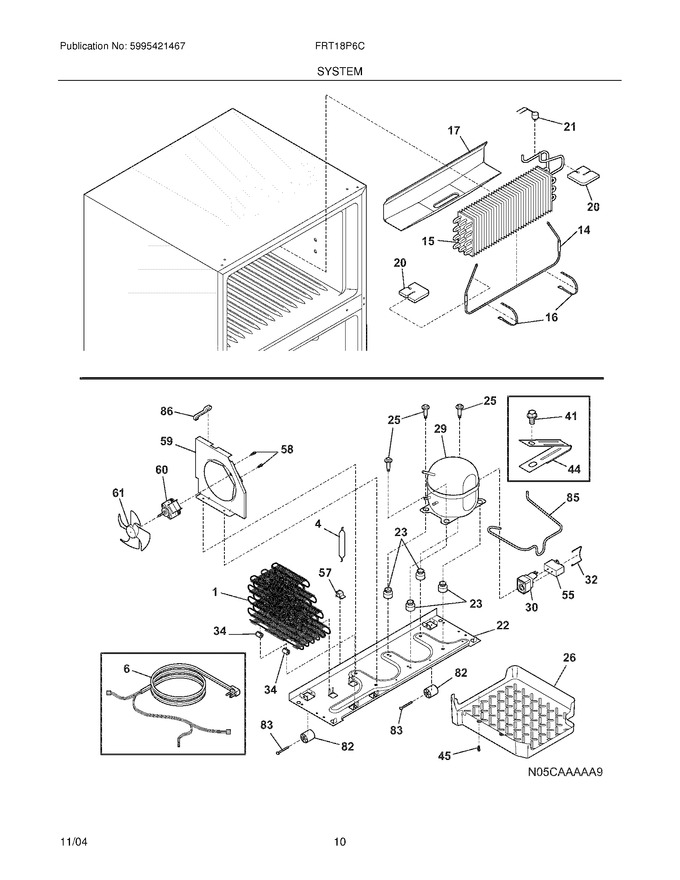 Diagram for FRT18P6CQ4