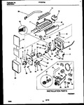 Diagram for 08 - Ice Maker And Installation Parts