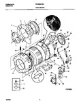 Diagram for 04 - P12t0050 Wshr Tub,motor