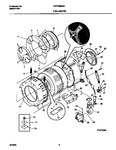 Diagram for 04 - Wshr Tub,motor