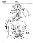 Diagram for 03 - Motor/tub