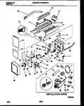 Diagram for 15 - Ice Maker And Installation Parts