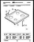 Diagram for 07 - Cooktop Parts