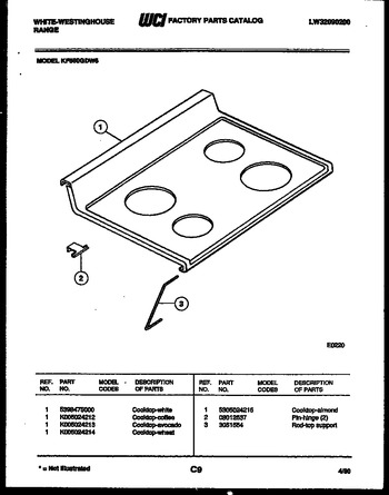 Diagram for KF560GDV6