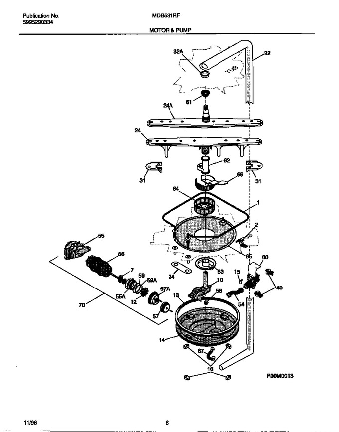 Diagram for MDB531RFR1