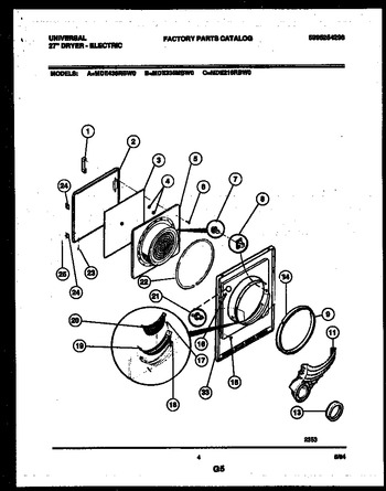 Diagram for MDE336MBWD0