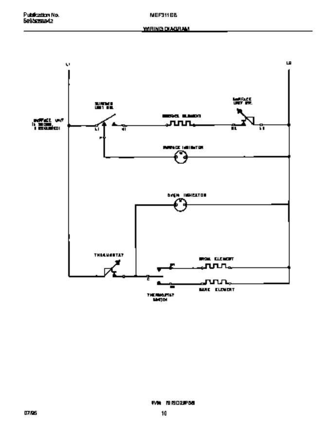 Diagram for MEF311SBDC