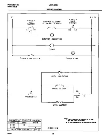 Diagram for MEF342BBDD
