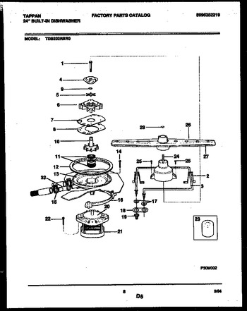 Diagram for TDB232RBR0