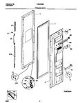 Diagram for 02 - Freezer Door