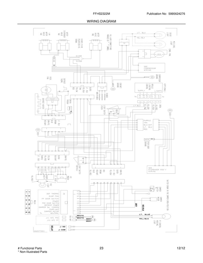 Diagram for FFHS2322MW5