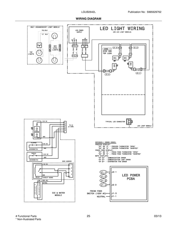 Diagram for LGUB2642LF8