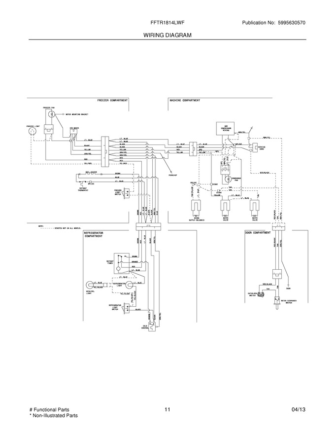 Diagram for FFTR1814LWF