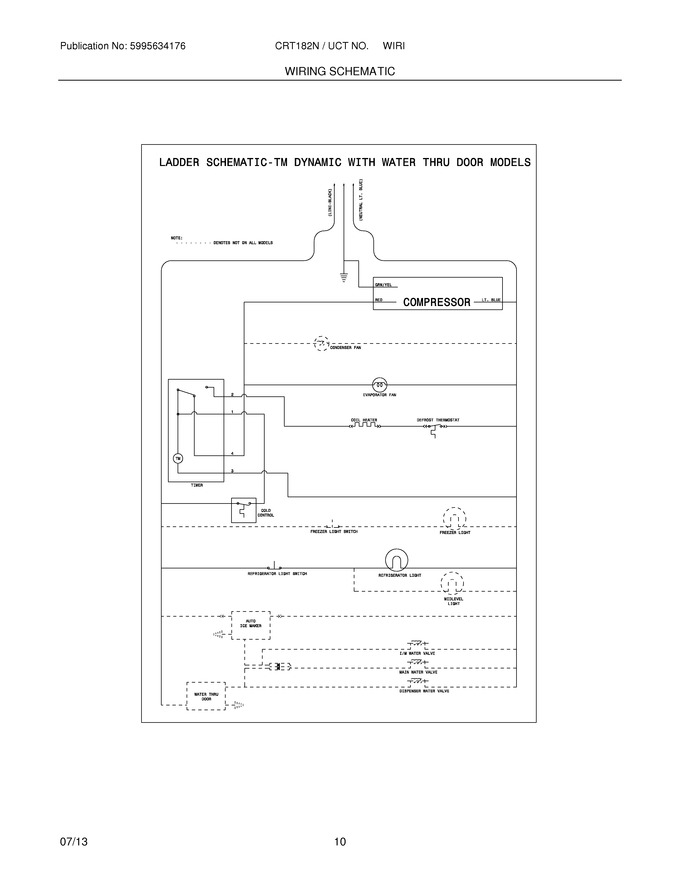 Diagram for CRT182HNW3