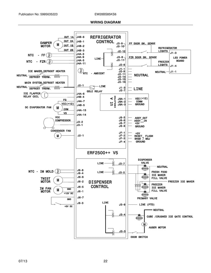 Diagram for EW28BS85KS6