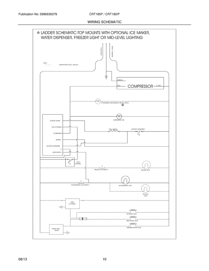 Diagram for CRT185PB3
