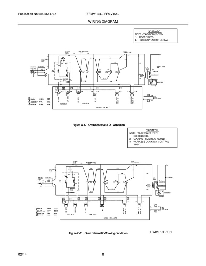Diagram for FFMV164LSA