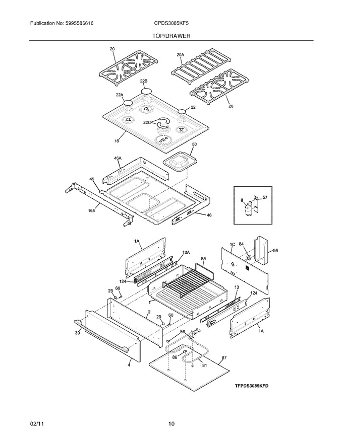 Diagram for CPDS3085KF5