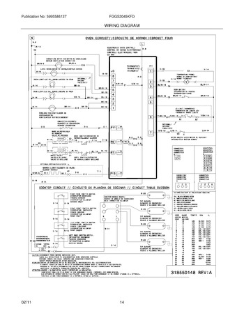 Diagram for FGGS3045KFD