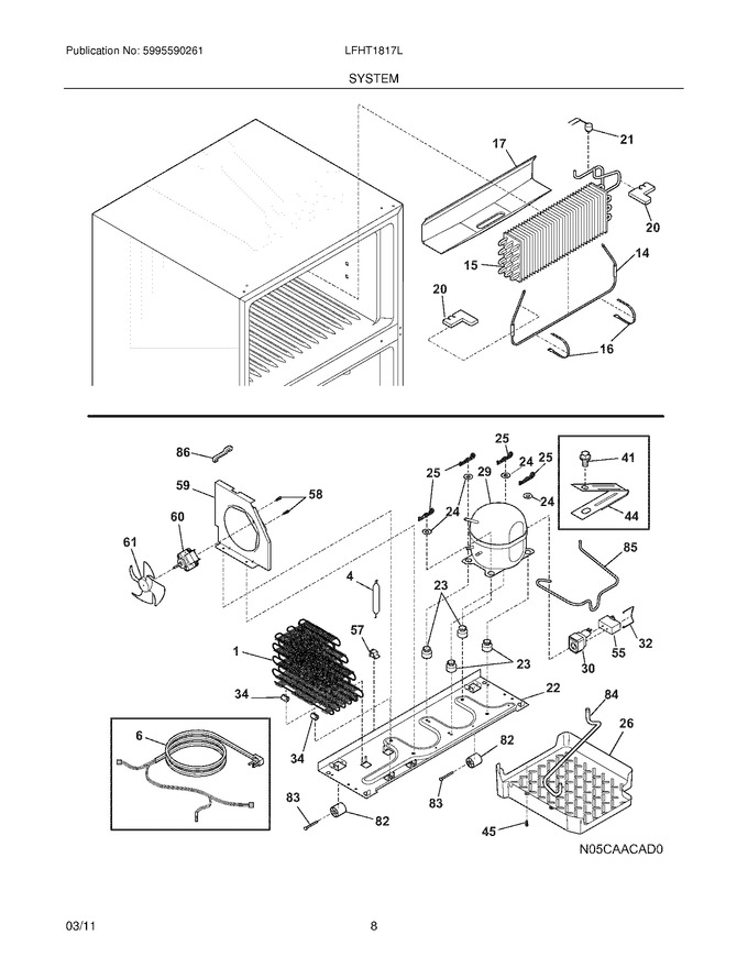 Diagram for LFHT1817LF2