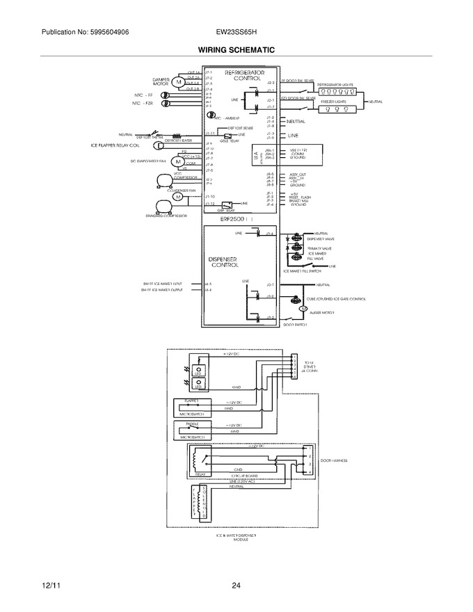 Diagram for EW23SS65HS0