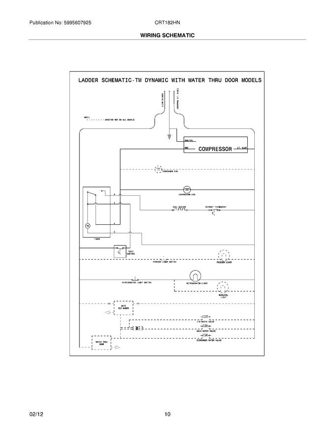 Diagram for CRT182HNW0