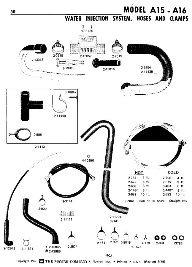 Diagram for A15CM