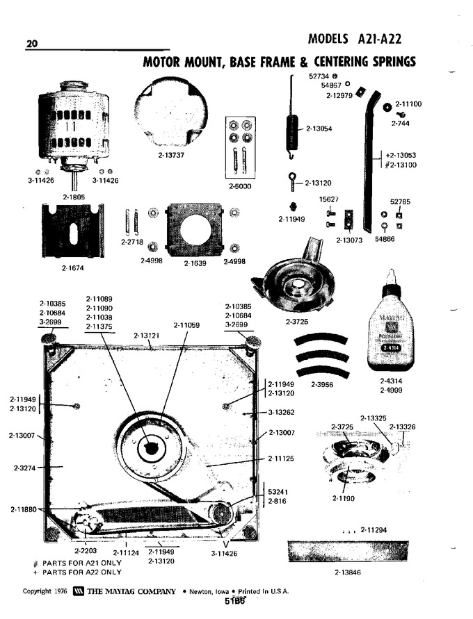 Diagram for A21CT