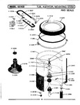 Diagram for 05 - Tub\agitator