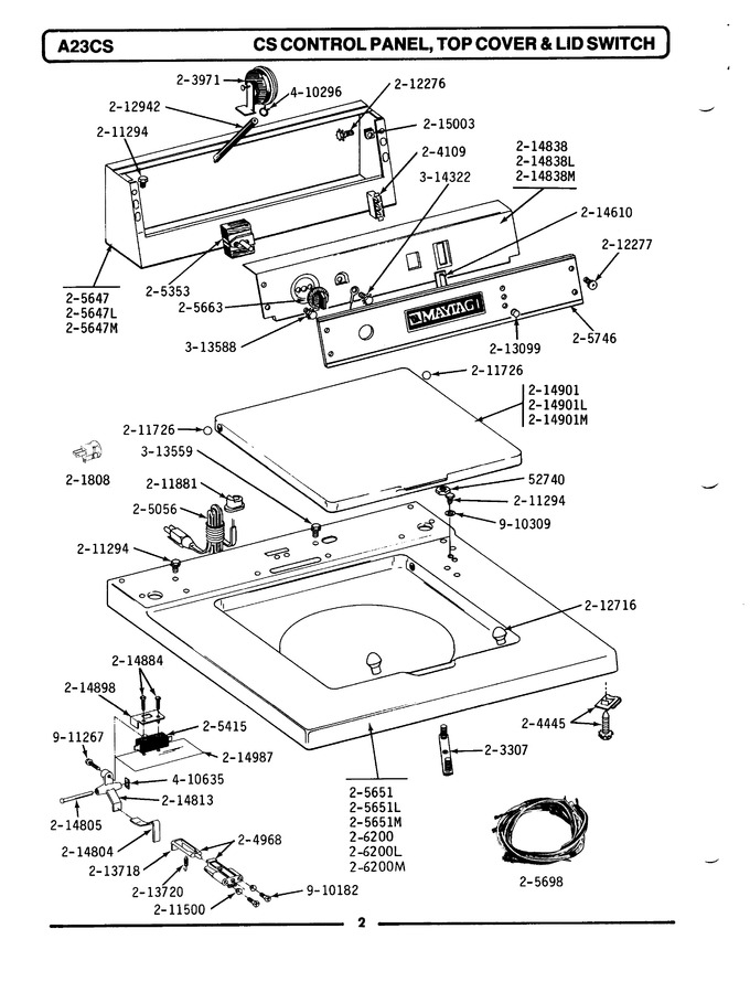 Diagram for A23CT