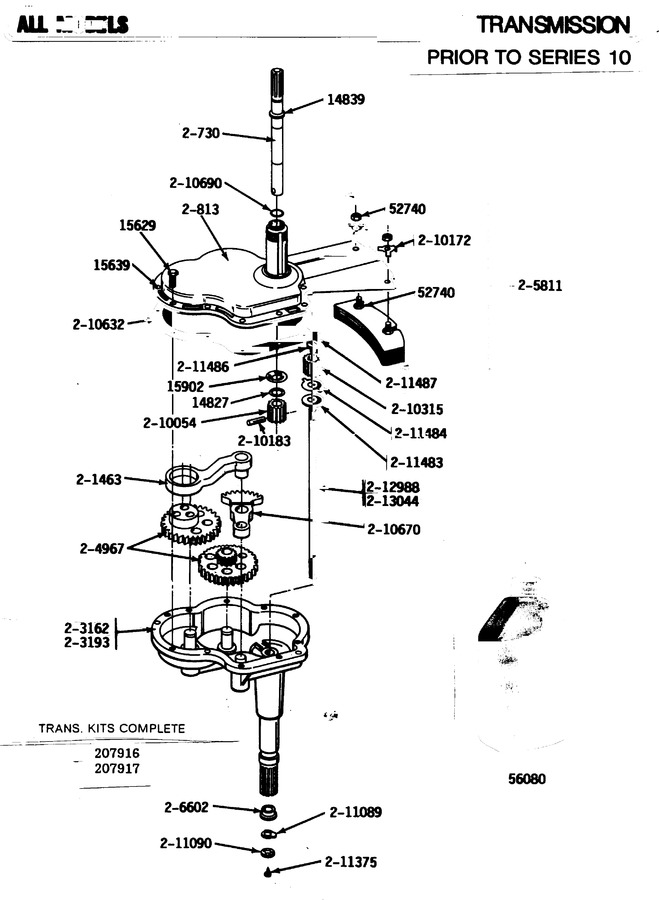Diagram for A26CAE