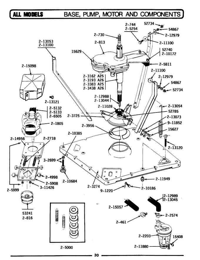 Diagram for A25CAE