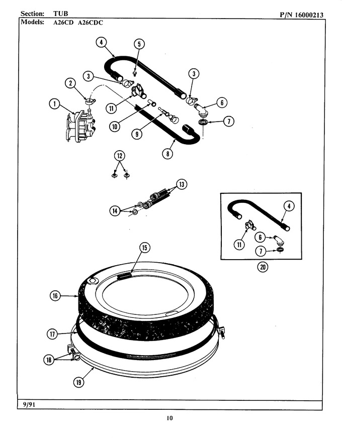 Diagram for A26CD