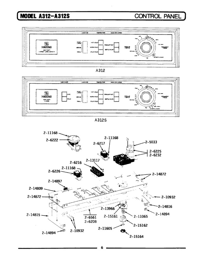 Diagram for A312